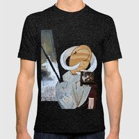 Pleasure of Execution Mens Fitted Tee Tri-Black SMALL