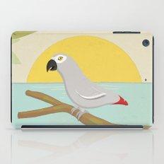 African Grey Parrot iPad Case