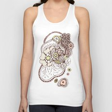 Tangled roots Unisex Tank Top