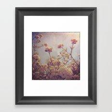 Here and Gone Framed Art Print