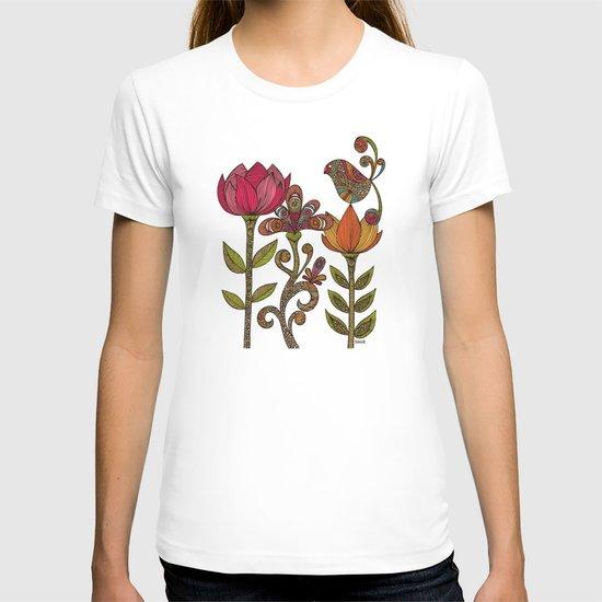 In the garden T-shirt