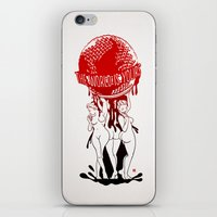 TWIY (TheWorldIsYours)  iPhone & iPod Skin