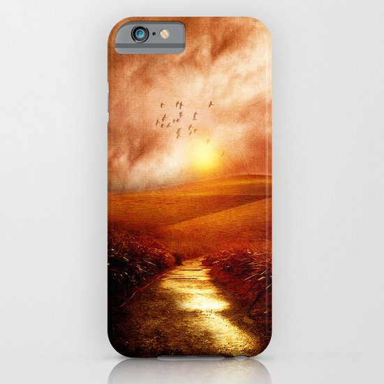 when the darkness, shine iPhone & iPod Case