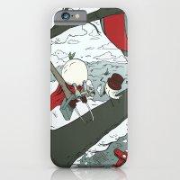 Todd Climbs A Tree iPhone 6 Slim Case