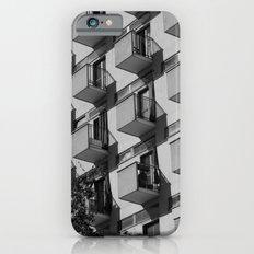Serial balconies iPhone 6 Slim Case