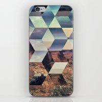 syylvya rrkk iPhone & iPod Skin
