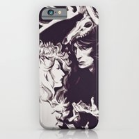 iPhone & iPod Case featuring Old Forest Gods - NBC Hannibal Bedelia by tumblebuggie