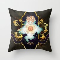 Euphoria Throw Pillow