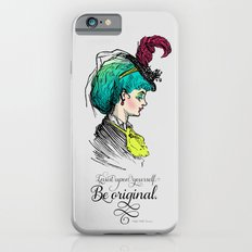 Be original. iPhone 6 Slim Case