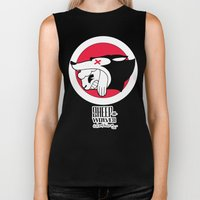 Sheep-n-Wolves Clothing Biker Tank