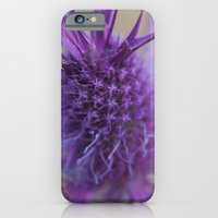 Purple Explosion iPhone 6 Slim Case