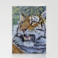 Tiger 807 Stationery Cards
