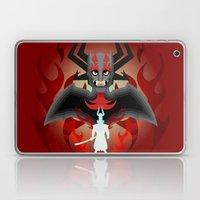 I'm the DK now samurai Jack Laptop & iPad Skin