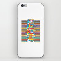 Unknown Colors iPhone & iPod Skin