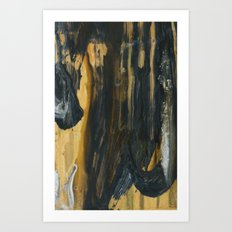 Abstractions Series 003 Art Print