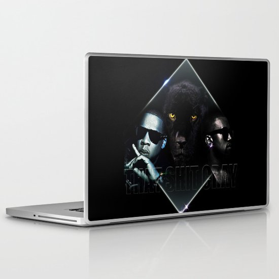 That Ish Cray Laptop & iPad Skin