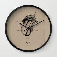 Fig. 5  Tongue Wall Clock