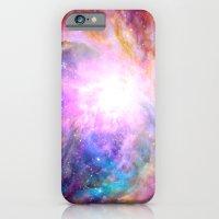 iPhone & iPod Case featuring Galaxy Nebula by Matt Borchert