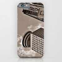 iPhone & iPod Case featuring downtown vancouver by LeoTheGreat