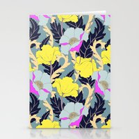 June Yellow Stationery Cards