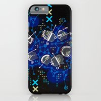 iPhone & iPod Case featuring Kriz by Mr Zion