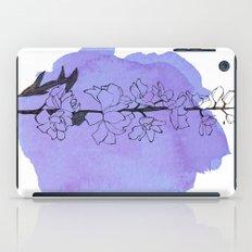 delphinium iPad Case