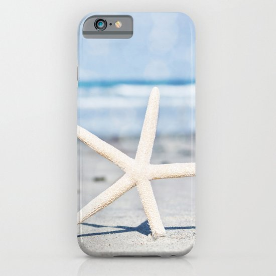 Starfish By The Seashore  iPhone & iPod Case
