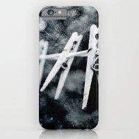 Night Laundry iPhone 6 Slim Case