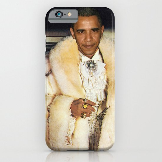 Fabulous Obama iPhone & iPod Case