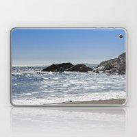 Cornishseascapes Gunwalloe 01 Laptop & iPad Skin