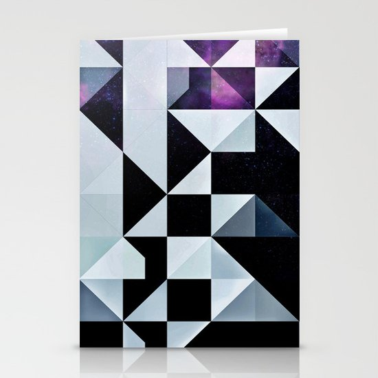 Qyxt Stationery Card