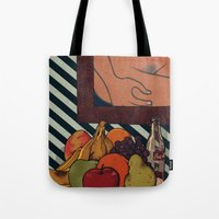 Fruits Of Life Tote Bag