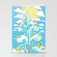 Tower Of Fable Stationery Cards