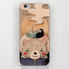 Satisfaction iPhone & iPod Skin