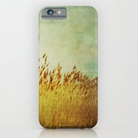iPhone & iPod Case featuring Winter Gold by Em Beck