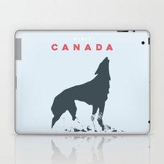 Visit Canada Laptop & iPad Skin