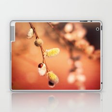 FLUFFY RED Laptop & iPad Skin