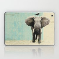 friends for life  Laptop & iPad Skin