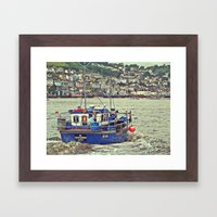 Dartmouth Framed Art Print