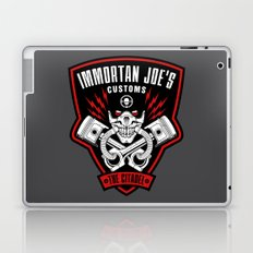Immortan Joe's Customs Laptop & iPad Skin