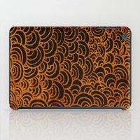 Swirls iPad Case