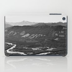 River In The Mountains B… iPad Case
