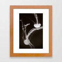 Vanilla And Chocolate Framed Art Print