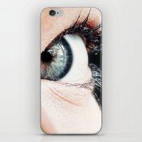 Eye 3 iPhone & iPod Skin