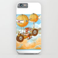 iPhone & iPod Case featuring Air Cycle Championship 1916 by SL Scheibe