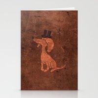 Arrogant Dog Stationery Cards