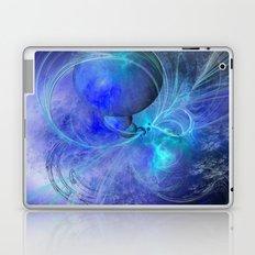 CREATING BLUE PLANETS Laptop & iPad Skin