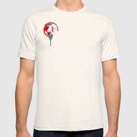 Sigil1 Mens Fitted Tee Natural SMALL