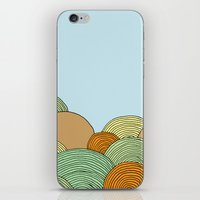 Hills iPhone & iPod Skin