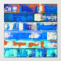 Irradiated (inverted) Canvas Print